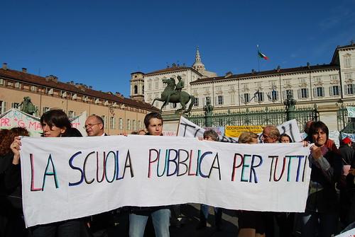 La scuola spolpata: il bilancio di vent'anni di riforme neoliberiste
